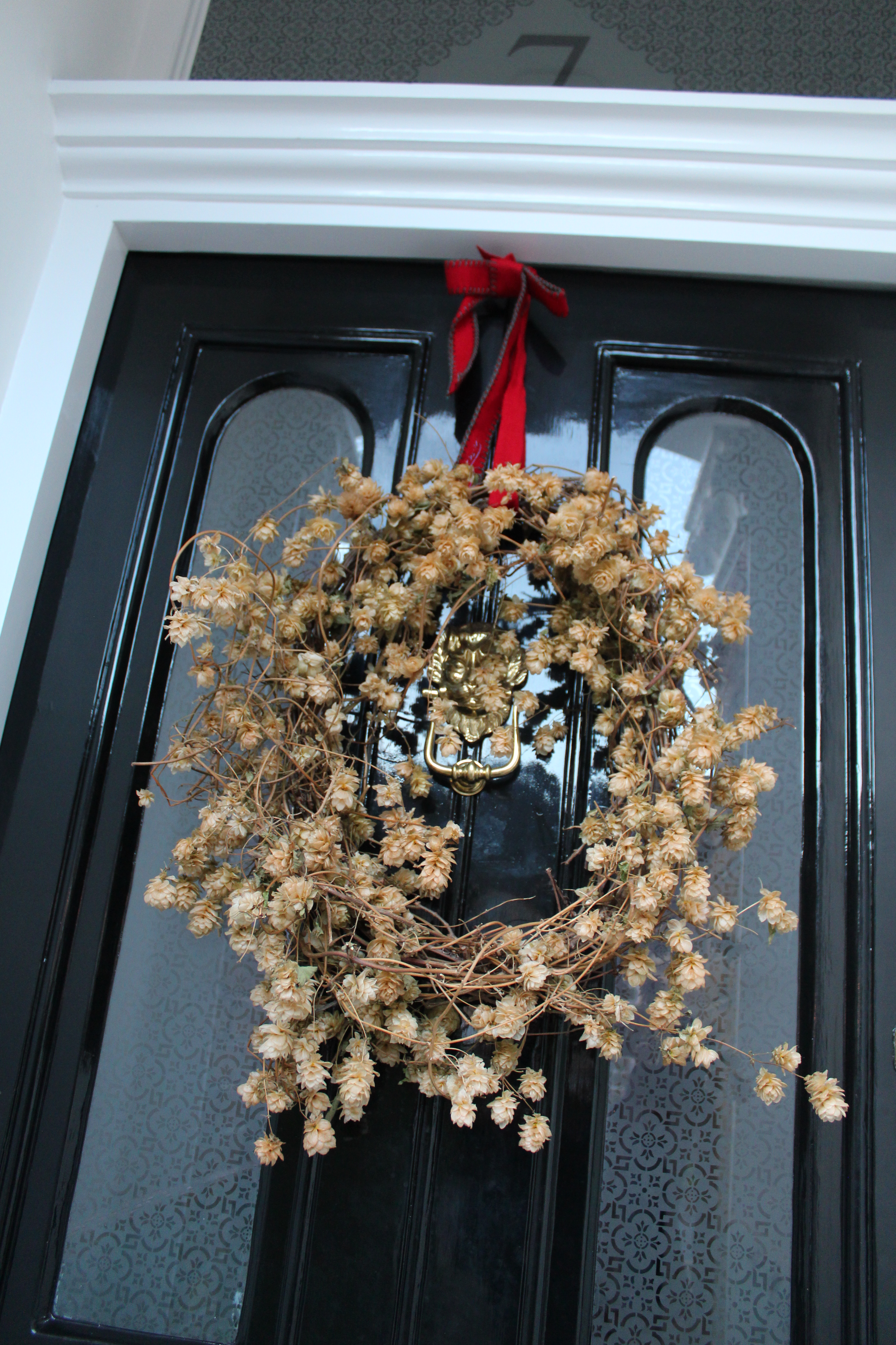 Hop Wreath