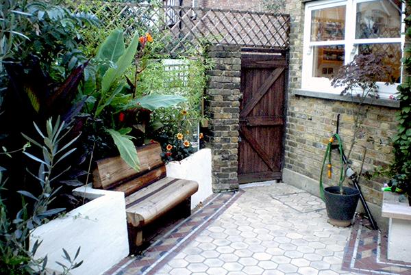 Urban Courtyard